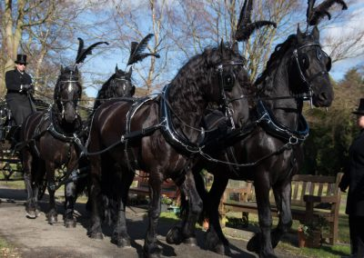 funeral directors in Epping
