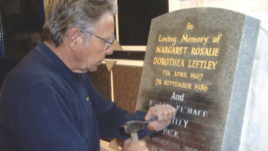 memorials form your local funeral directors in essex