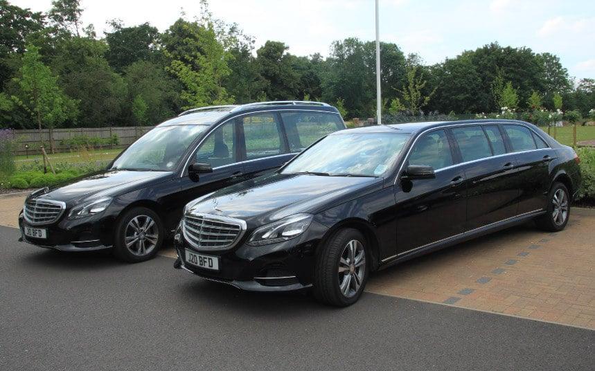 Modern Funeral Vehicles