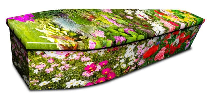Custom Image Coffins