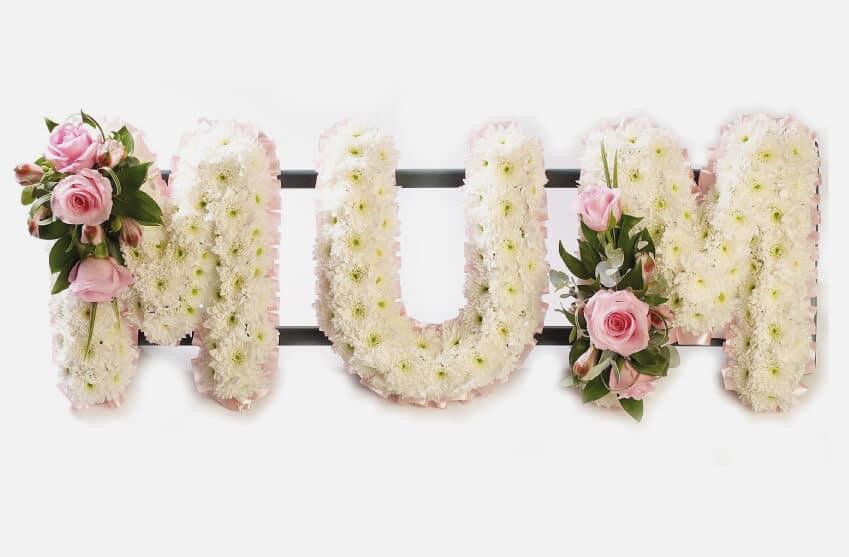Floral Tributes Tributes Mum