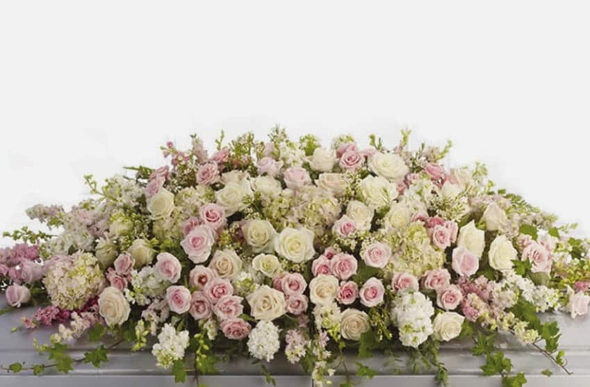 Funeral flowers and sprays
