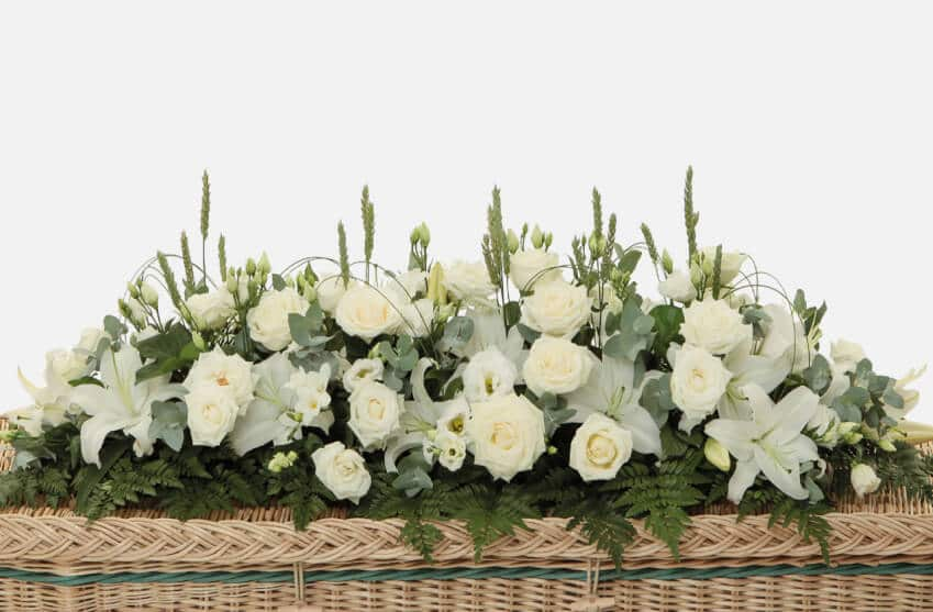 Funeral Flowers, Coffin and casket sprays