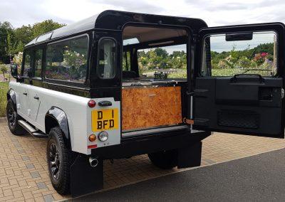 Land Rover Funerals