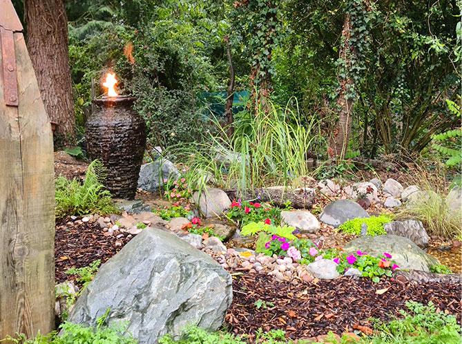 Garden urn bennetts