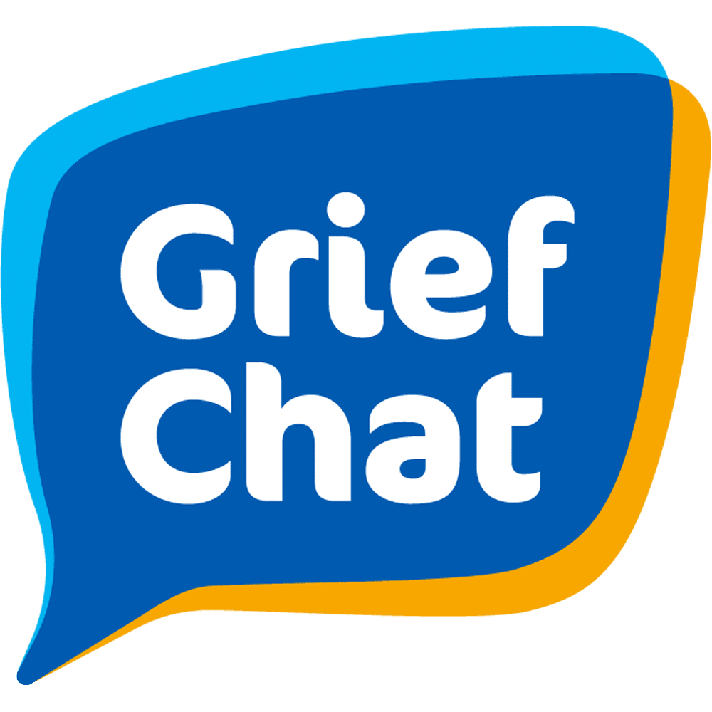Grief chat large logo icon